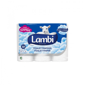 lambi toilet rolls (pack of 24)